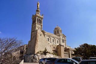 Notre-Dame de la Garde.
