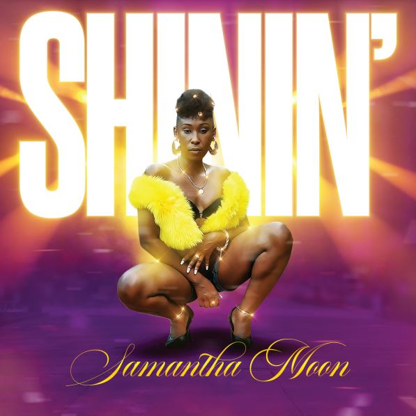 Samantha Moon is the new Shinin star by way of Dominica