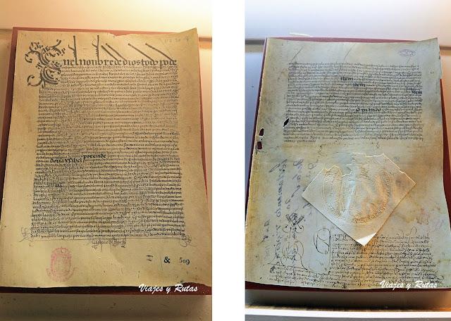 Testamento de Isabel la Católica, Medina del Campo