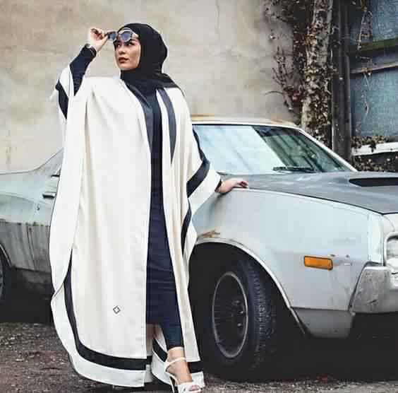 Abaya tendance 2017