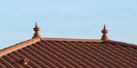 poinçon décoratif de toit