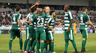 Το βίντεο με τα στιγμιότυπα του ματς Παναθηναϊκός - Αστέρας Τρίπολης 3-1