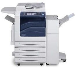 sheet Duplexing Automatic Document Feeder XeroxWorkCentrer 7545 Driver Printer Downloads