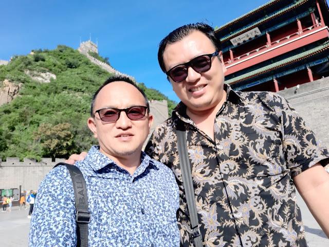 Beijing, Kota Maju Berbudaya Bebas Pedagang Kaki Lima