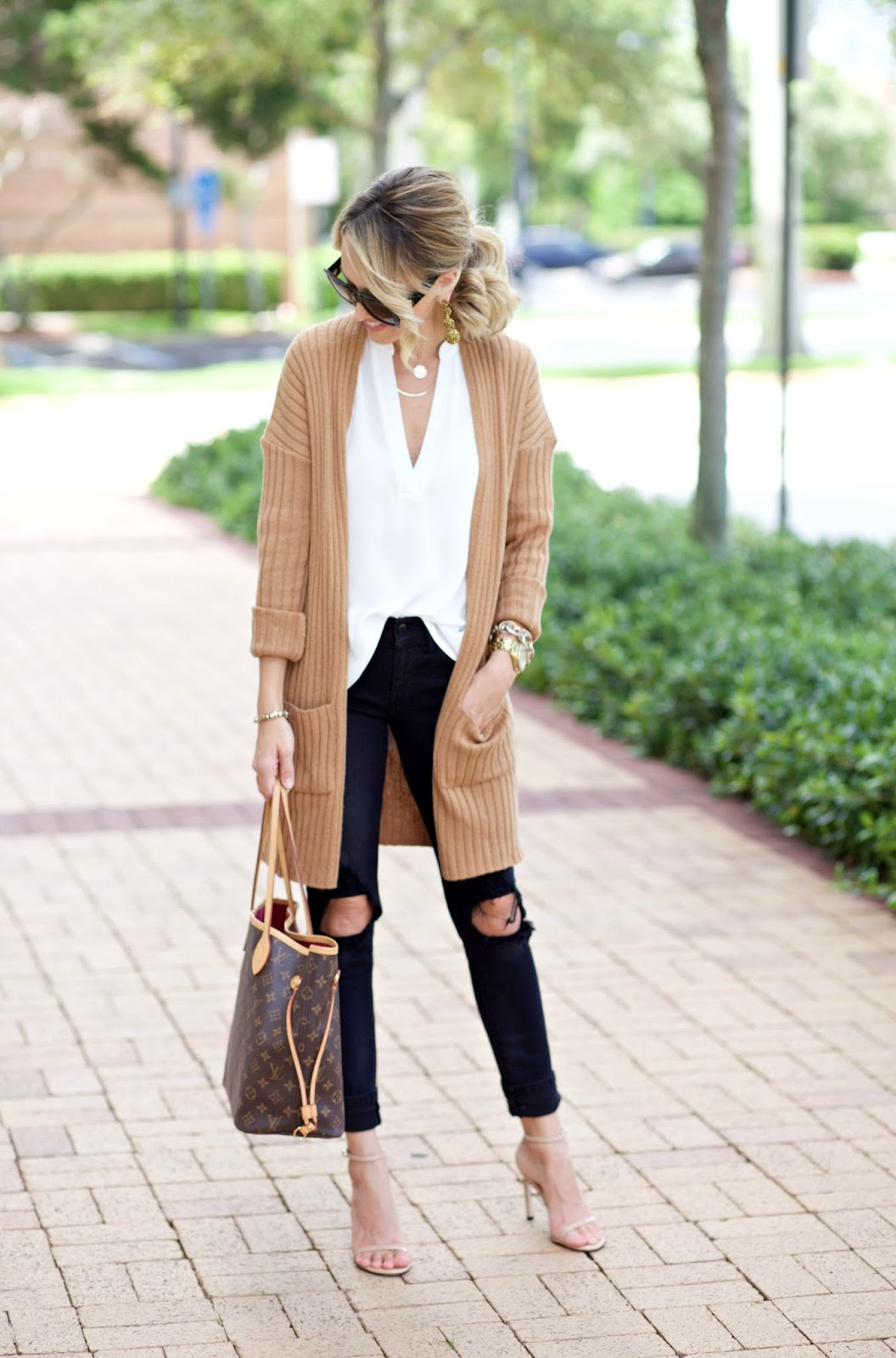 A Spoonful Of Style: A Favorite Fall Outfit From The NSale