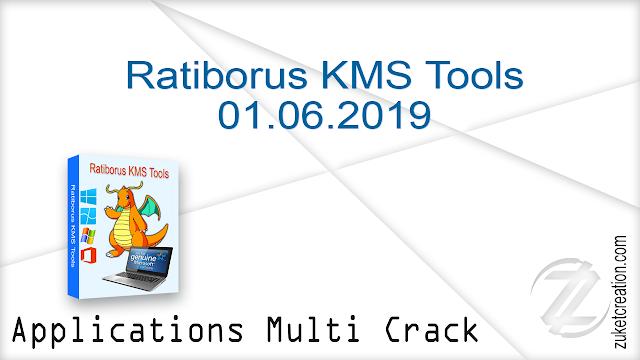 Ratiborus KMS Tools 01.06.2019  |   49 MB
