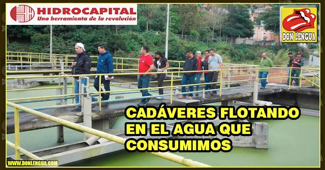 Encuentran tres hombres asesinados en la Planta de Tratamiento de Agua de Hidrocapital de El Marqués