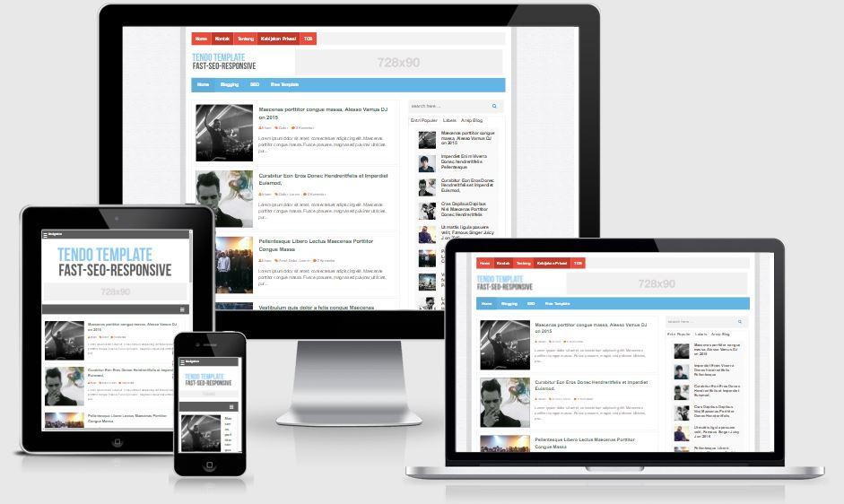 Chia sẻ template blogspot cá nhân chuẩn nhẹ