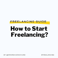How to Start Freelancing in 2021