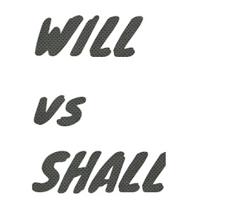 A Grammatical Change in the Use of WILL and SHALL