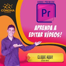 Curso de Edição de Vídeos com Adobe Premiere Pro