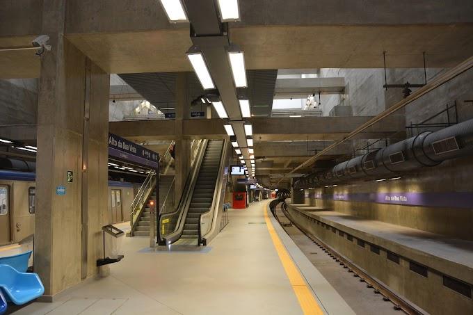 Mais uma estação do Metrô de SP irá receber a instalação de Portas de Plataformas; saiba mais