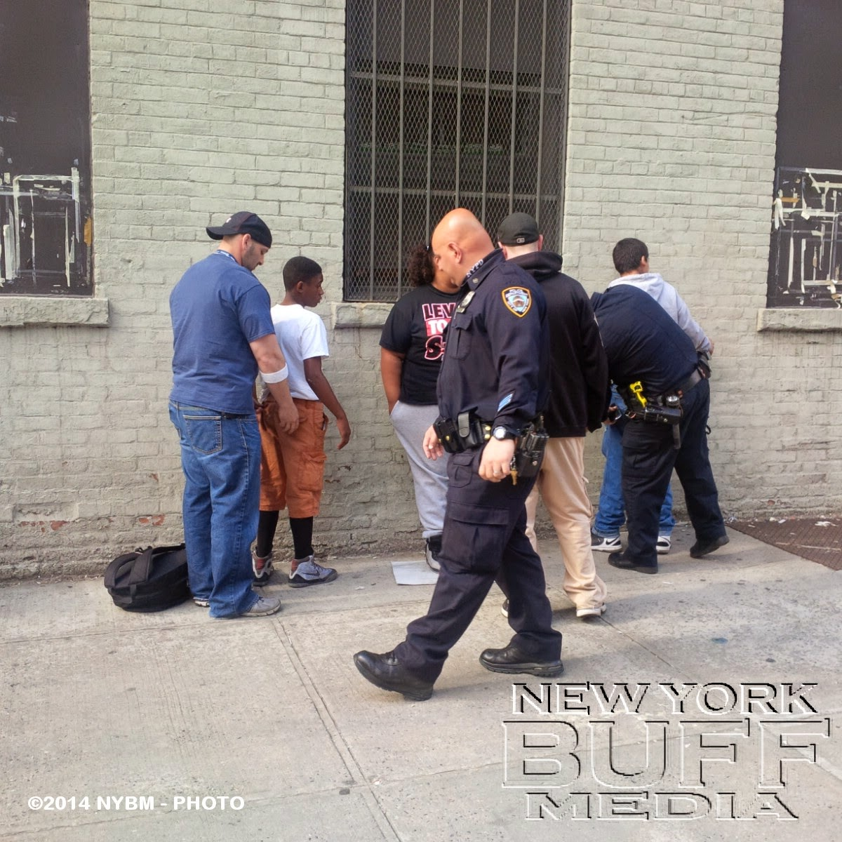 New York Buff Media: Two Under By WSPU For Stealing From A