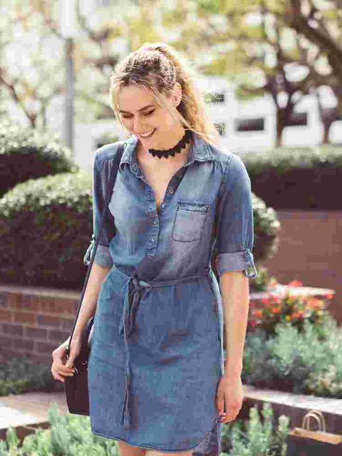 Trending Shirt Style For Girl-2019