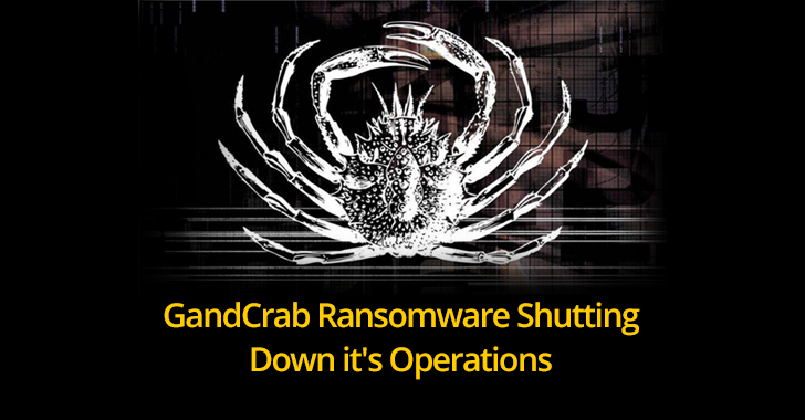 GandCrab Ransomware  - GandCrab 2BRansomware - Dangerous GandCrab Ransomware Shutting Down its Operations