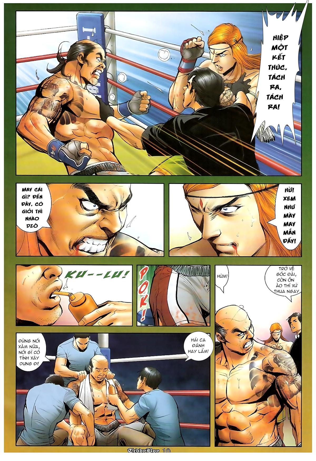 Người Trong Giang Hồ - Chapter 1252: Băng Giám - Pic 8