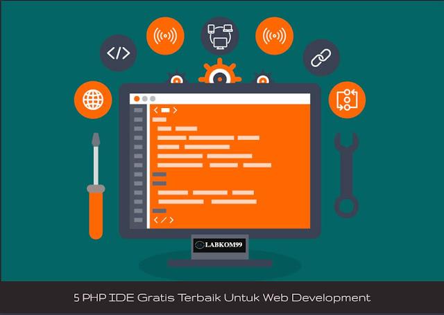 5 PHP IDE Gratis Terbaik Untuk Web Development