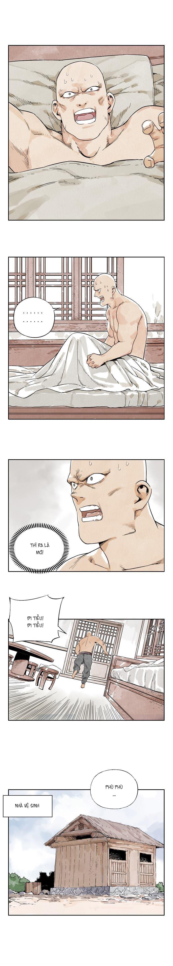 Tuyệt Đỉnh trang 8