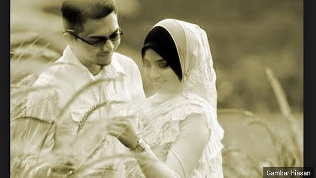 Bahagiakanlah Isteri. Allah Akan Lancarkan Rezeki Bagimu