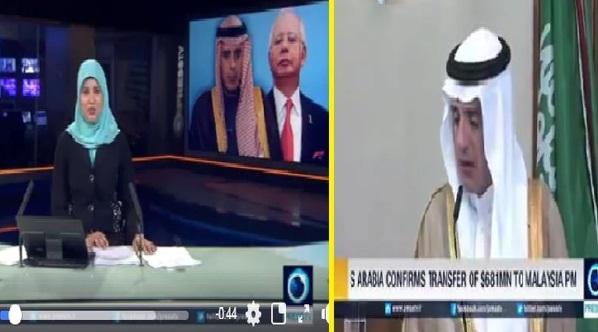 Media Arab pun hairan dan pelik kes RM2.6 bilion wang derma daripada Kerajaan Arab Saudi kepada Najib Abdul Razak. Ini puncanya