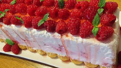 Sladoled Torta / Ice Cream Cake