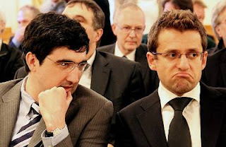 Echecs à Zurich : Kramnik - Aronian en Direct Live Photo © www.chess-news.ru
