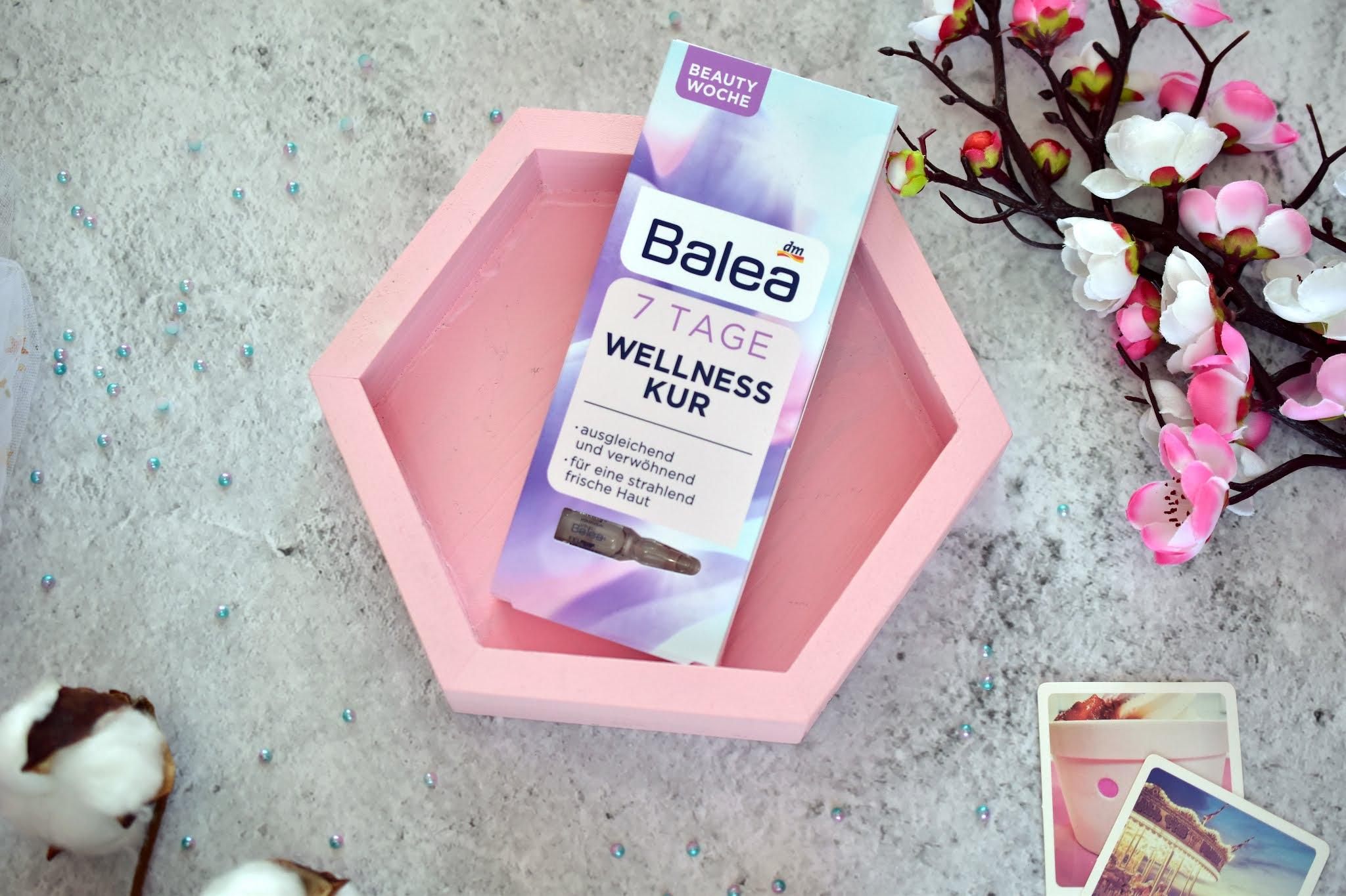 Balea 7 tage Wellness Kur
