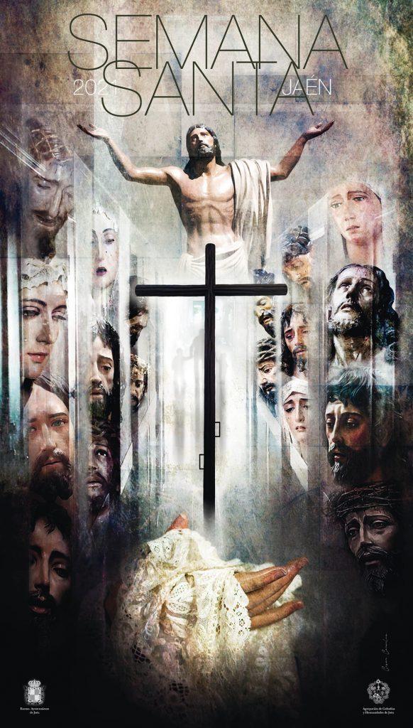 Presentado el cartel de la Semana Santa de Jaén 2021