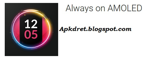 Always on AMOLED 3 5 9 pro apk | Apkdret