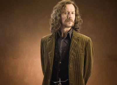 Gary Oldman as Sirius Black