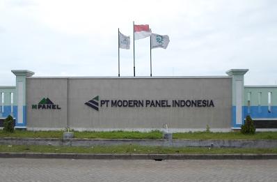 Lowongan Kerja PT. Modern Panel Indonesia Cikende Serang