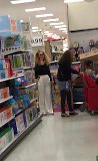 Beyonce San Clemente Target