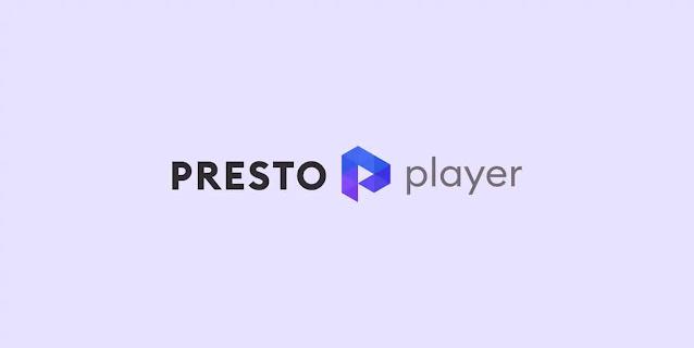 Presto Player Pro v1.1.1