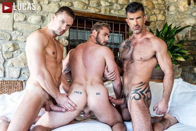 LucasEntertainment - ADAM KILLIAN AND ANDREY VIC DOUBLE-TEAM ACE ERA