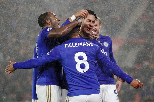 Leicester City ranked above Manchester United and Spurs in shock Premier League rankings
