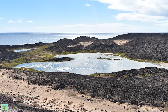 Las Lagunitas, Isla de Lobos