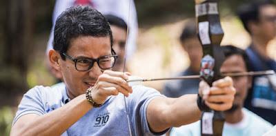 Perusahaan Milik Sandiaga Uno Untung Triliunan Rupiah