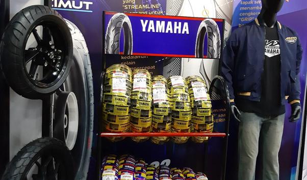 Butuh Ban Motor Terbaik, Sekarang Disediakan Yamaha
