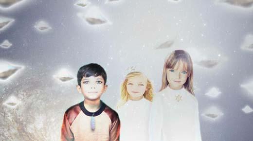 Madres de niños híbridos extraterrestres forman un grupo de apoyo