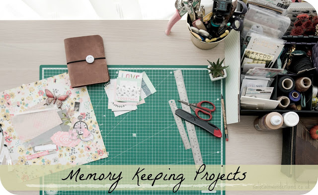 memory keeping project ideas