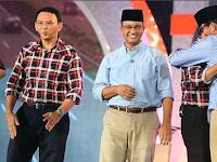 LSI Denny JA : Pasangan Anies-Sandi Ungguli Ahok-Djarot Di Hampir Semua Segmen Ekonomi