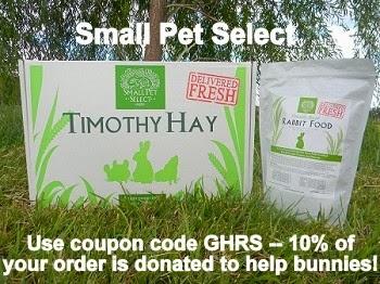 rabbit ramblings small pet select donation program
