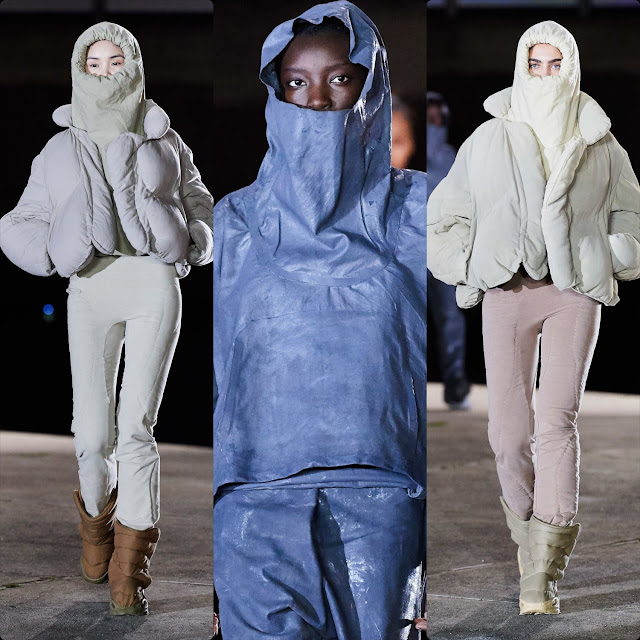 Yeezy by Kanye West Fall-Winter 2020-2021 Paris by RUNWAY MAGAZINE