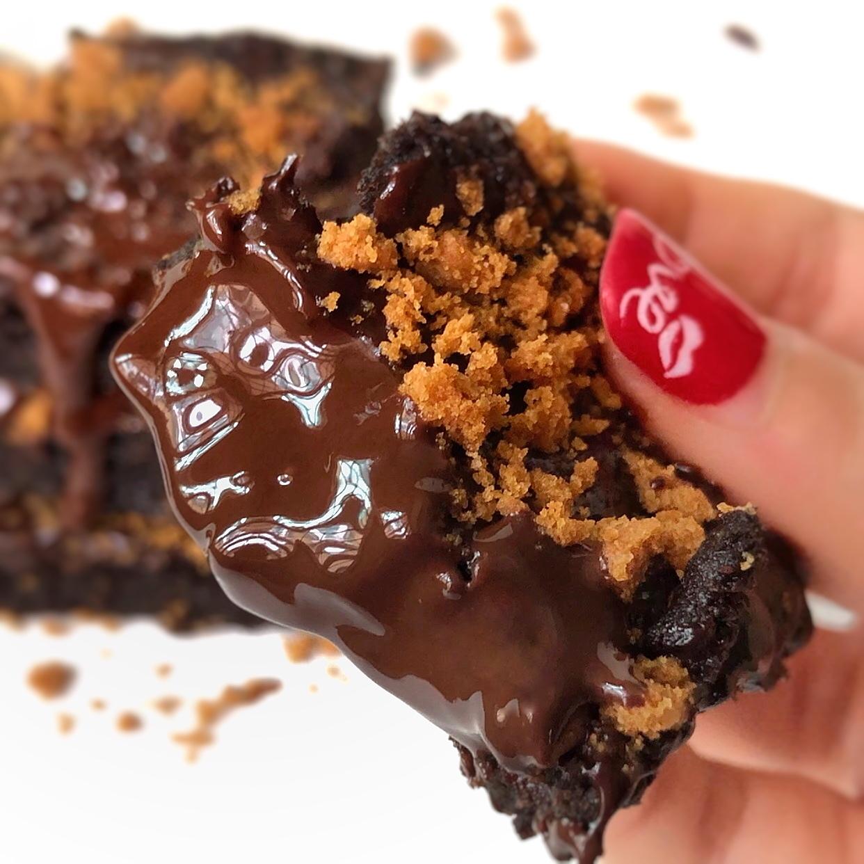 How to make Vegan gluten free brownies