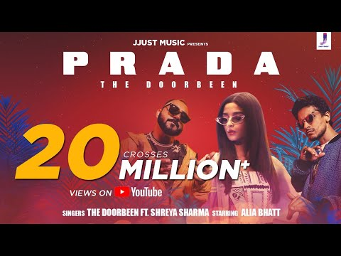The Doorbeen, Shreya Sharma new punjabi 2019 song prada (The Doorbeen) song weekly rating