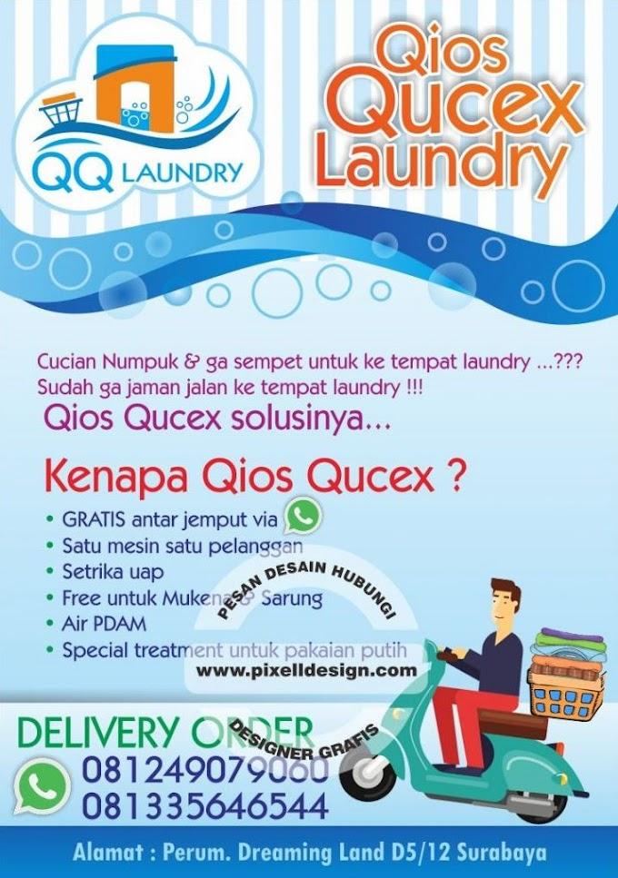 Contoh Iklan Laundry yang Efektif untuk Promosi