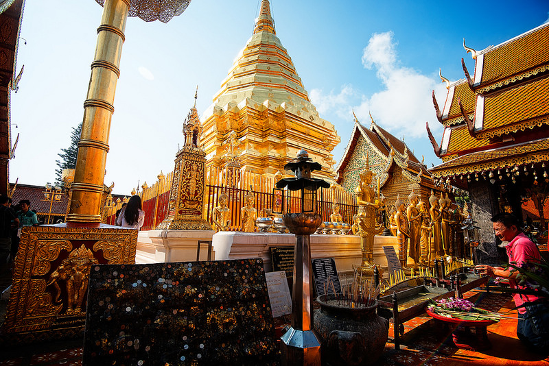 Reisetipps Chiang Mai, Thailand - Diese Top 25 Dinge musst Du unbedingt tun!