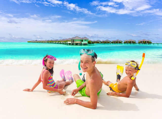 KIDS SPECIAL MALDIVES