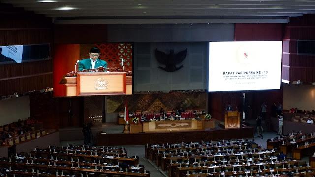 Alhamdulillah!! Semua Fraksi di DPR Setujui RUU Pesantren Jadi UU Pesantren