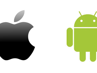 iOS and Android different features